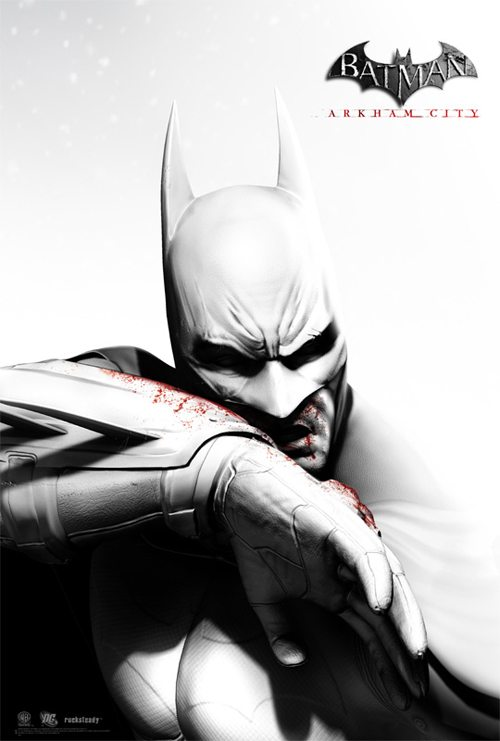 17. Batman - Arkham City (2011)