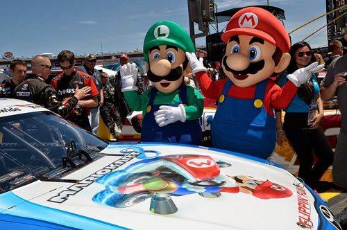 18. Mario Kart 8 (2014)