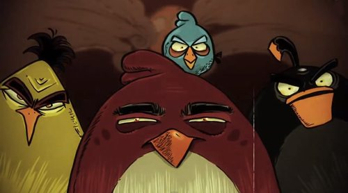 3. Angry Birds (2009)