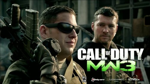 6. Call of Duty - Modern Warfare 3 (2011)