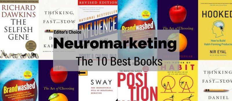 Editor's Choice: The 10 Best Books on Neuromarketing - Best
