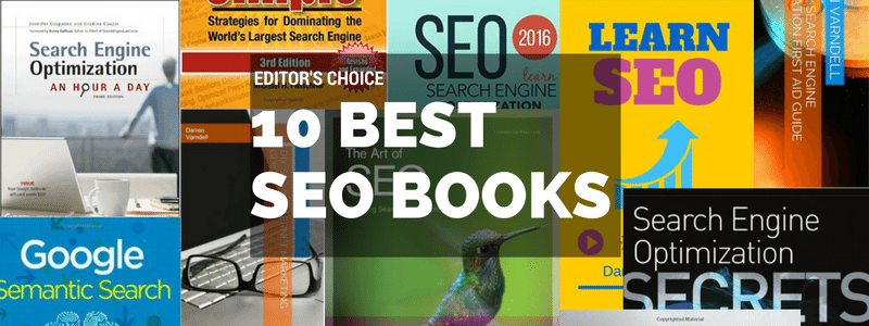 Editor's Choice: 10 Best Books on SEO - Best Marketing Degrees